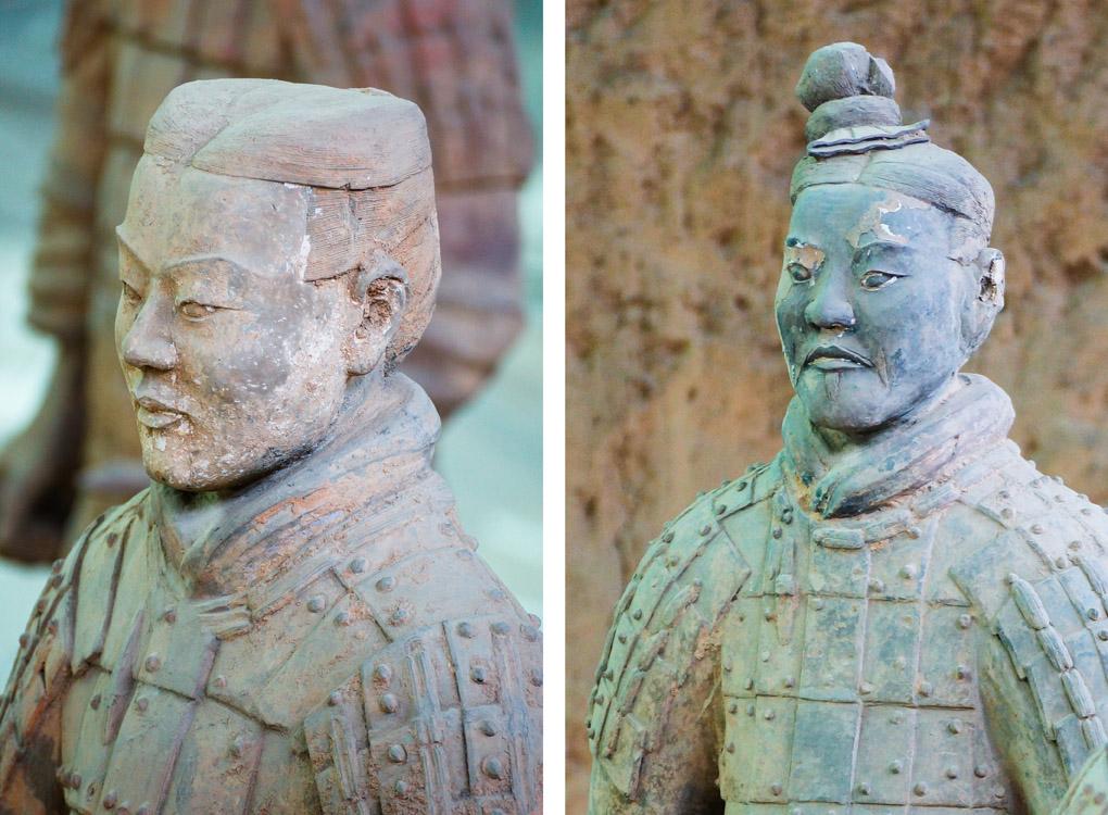 Terracottaleger Xian