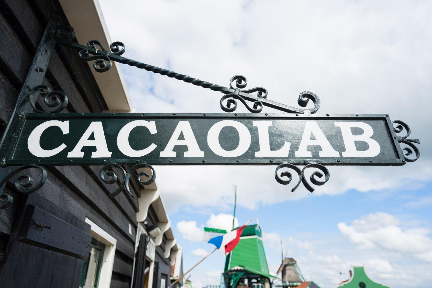 CacaoLab Zaanse Schans