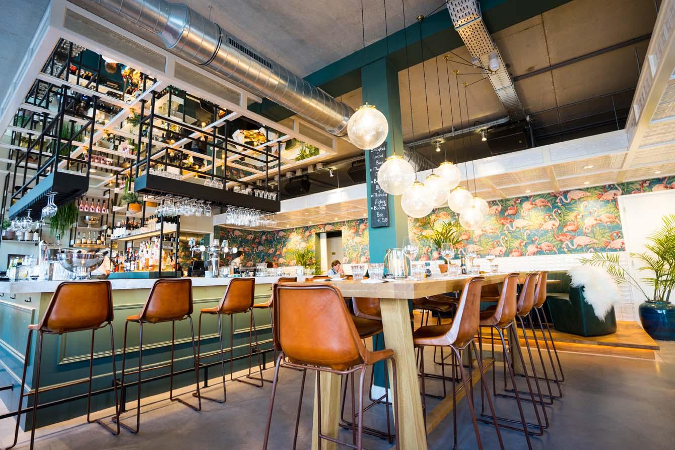 restaurant Uitdam
