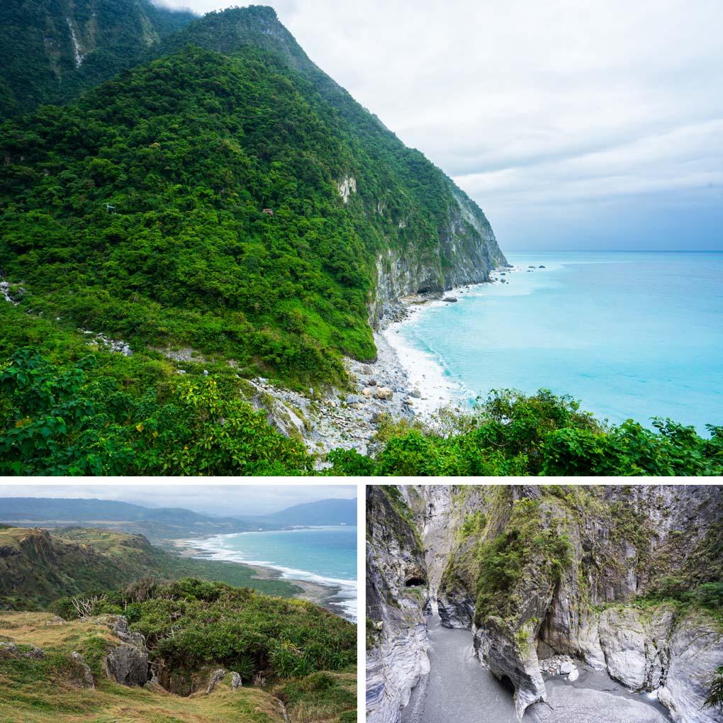 Taiwan natuur
