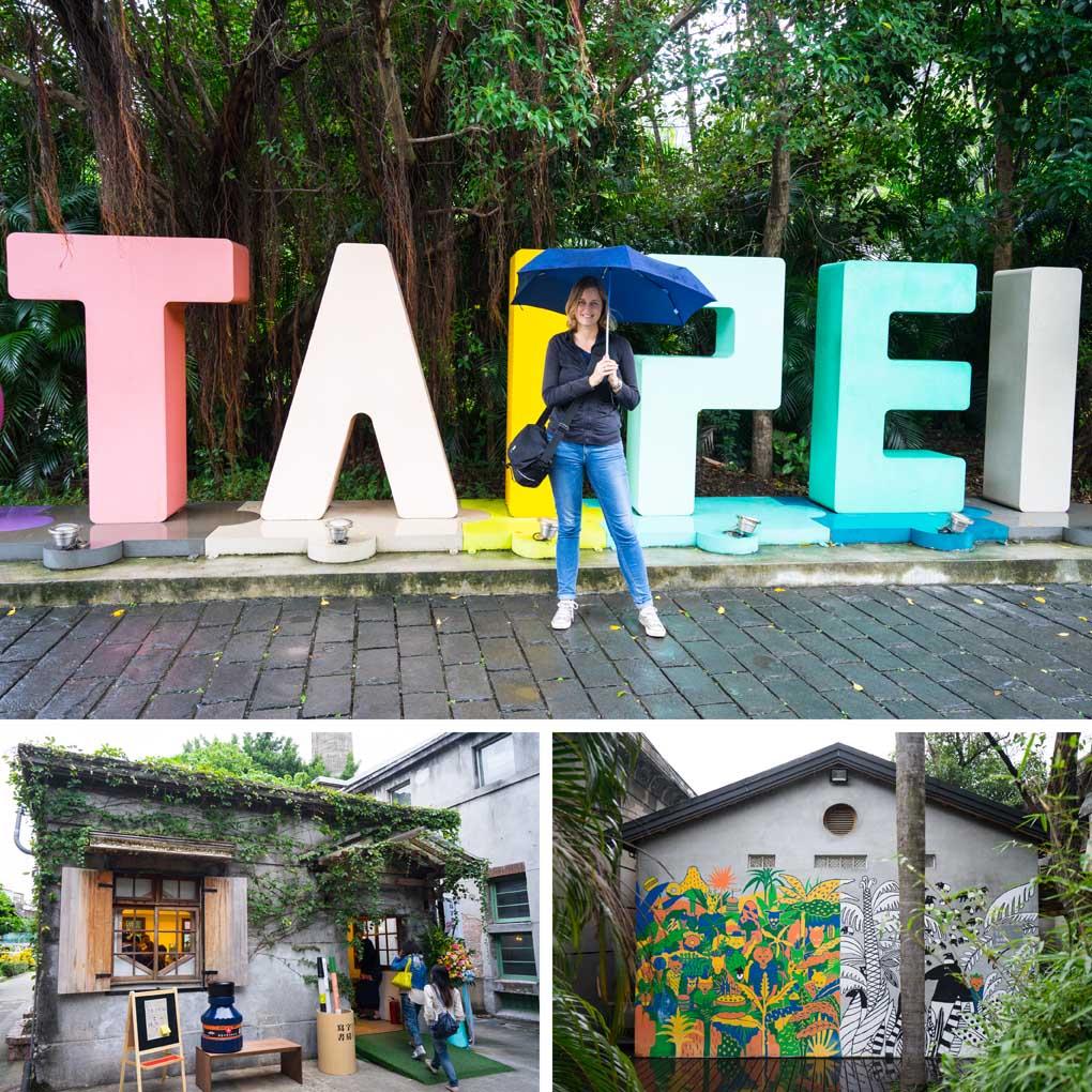 creative parks Taipei