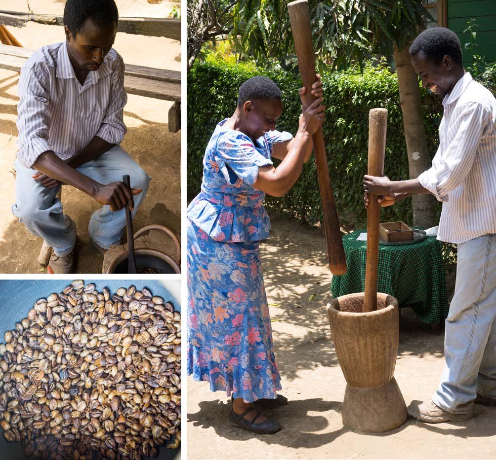 Koffietour Arusha