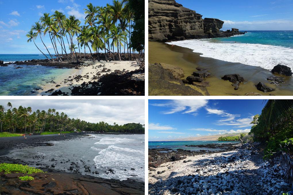 stranden The Big Island