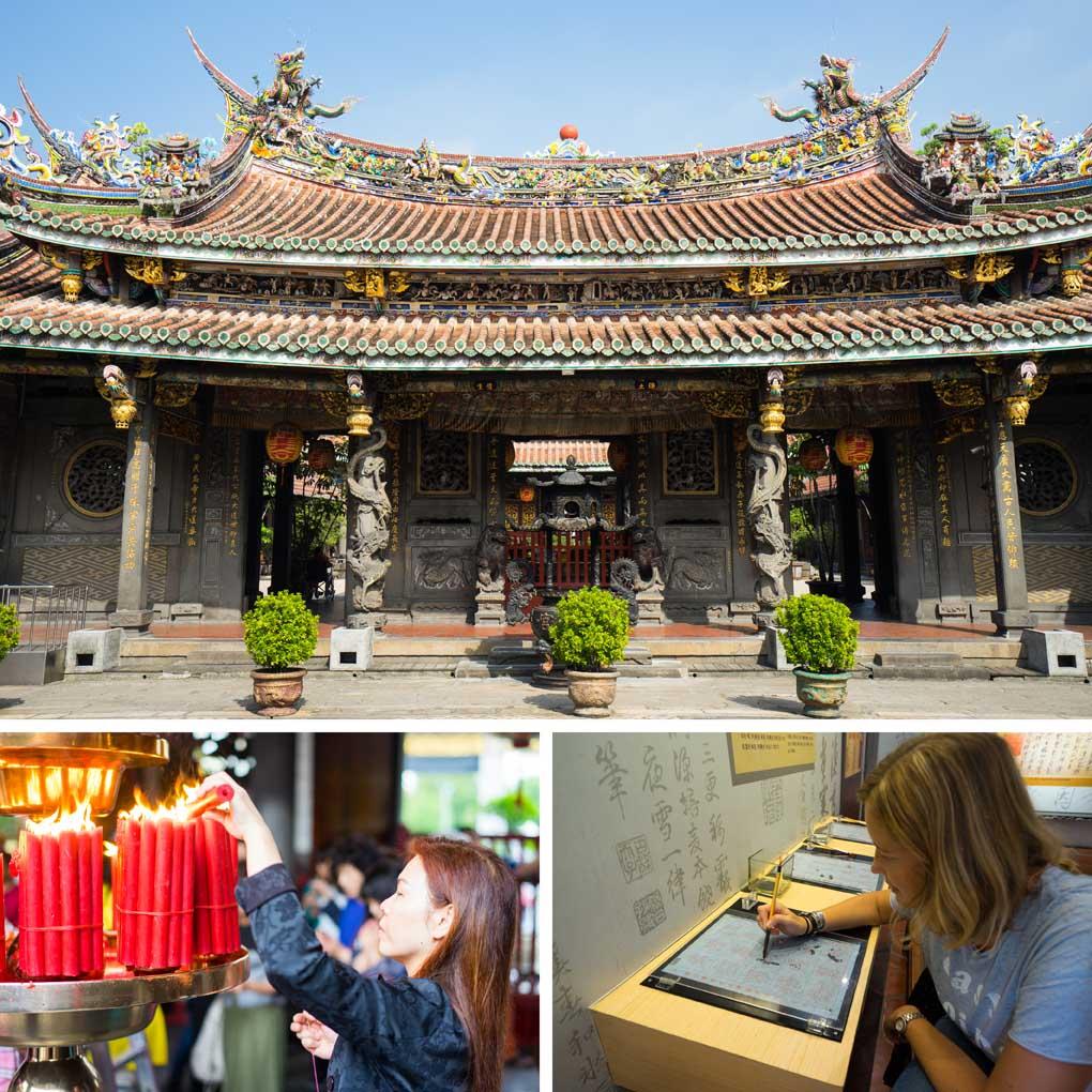 tempels Taipei