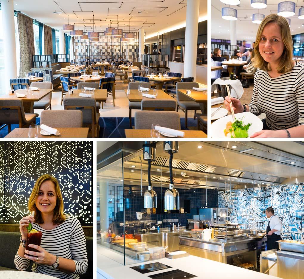 Bowery restaurant Schiphol