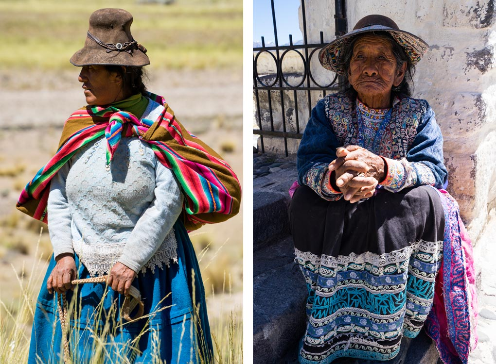 Peru mensen