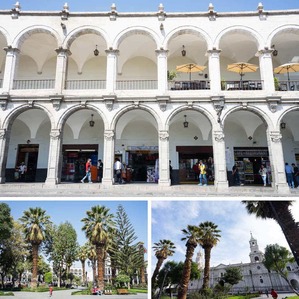 Plaza Arequipa