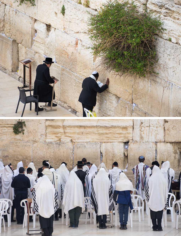 Jeruzalem Klaagmuur