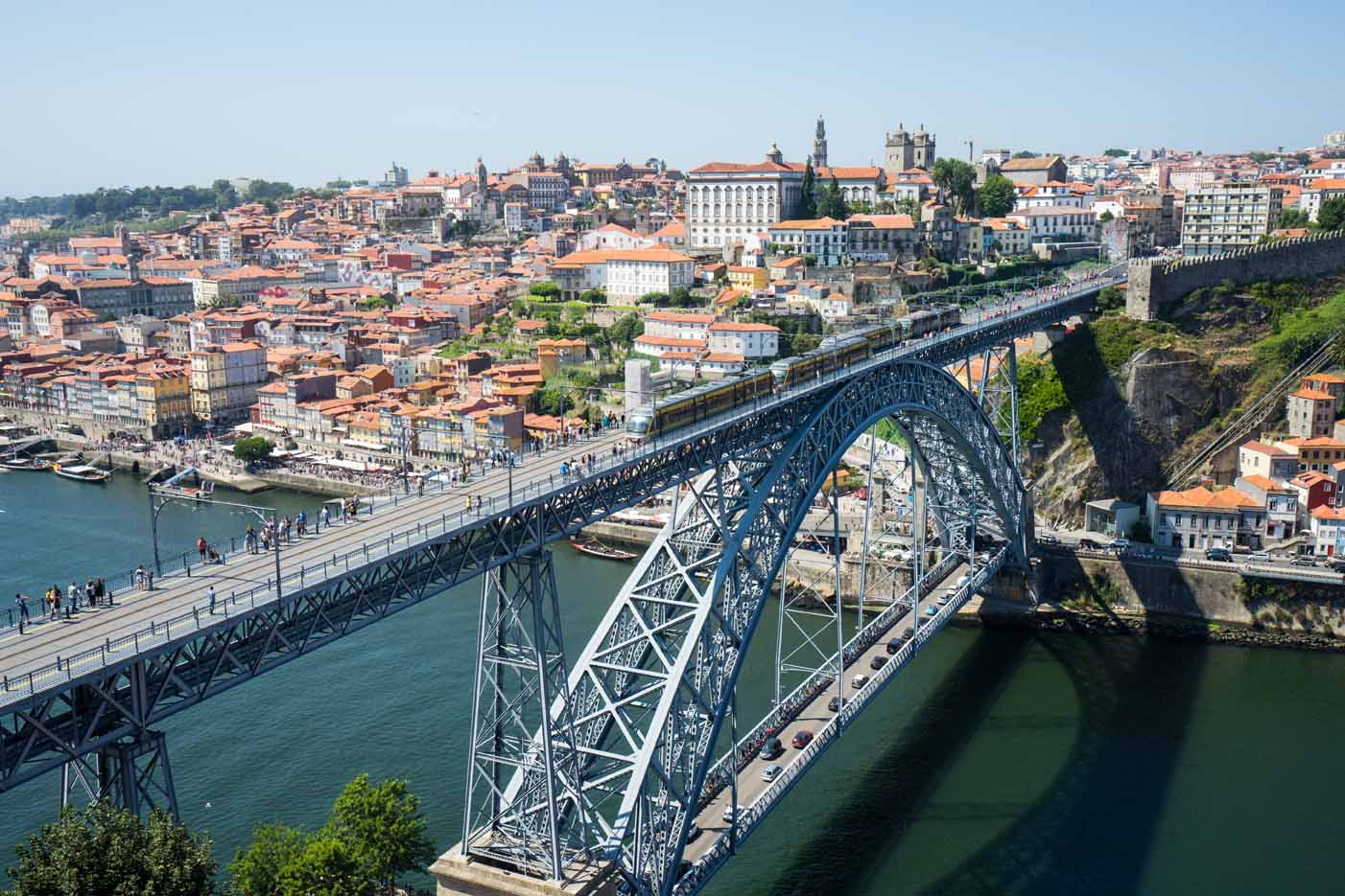 Porto stedentrip