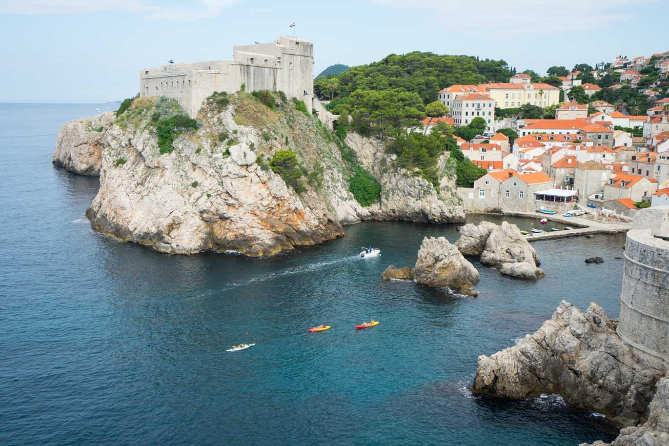fort-Dubrovnik
