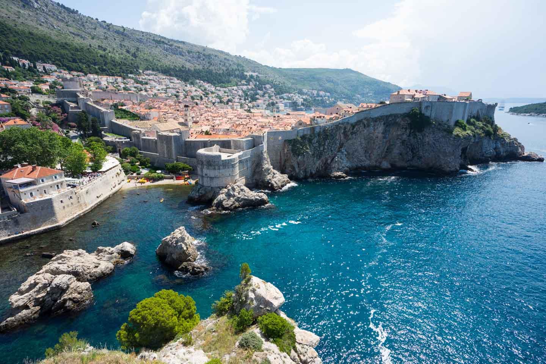 uitzicht Dubrovnik