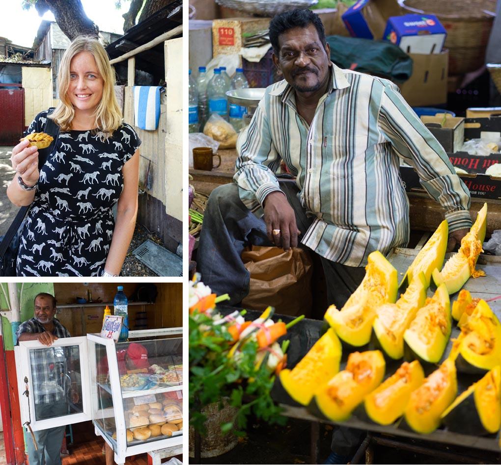 food tour Mauritius