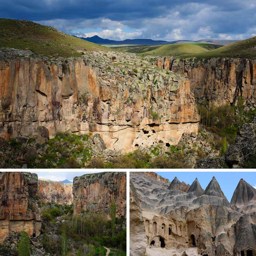 Ilhara Valley Cappadocie