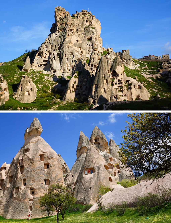 Uchisar Cappadocie