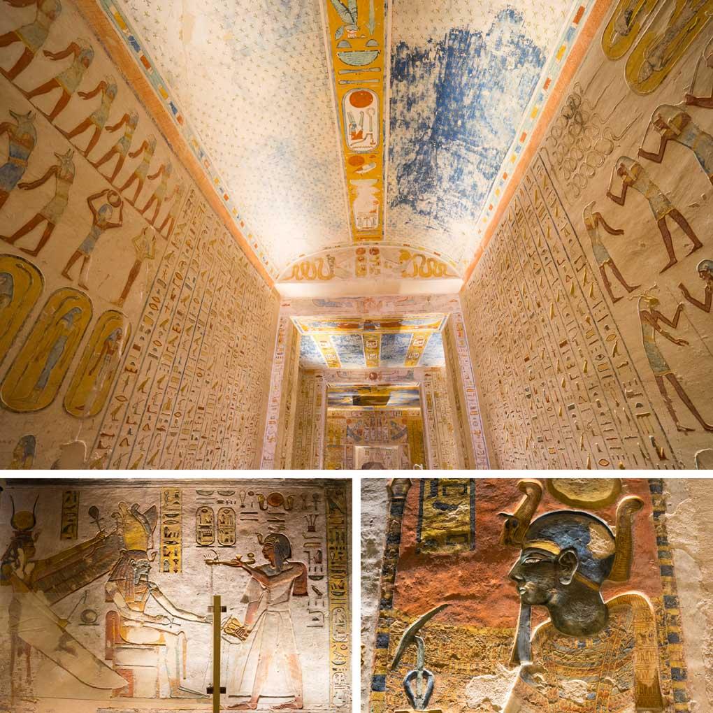 Vallei der Koningen Luxor