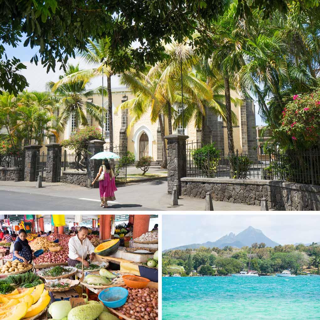 oostkust Mauritius