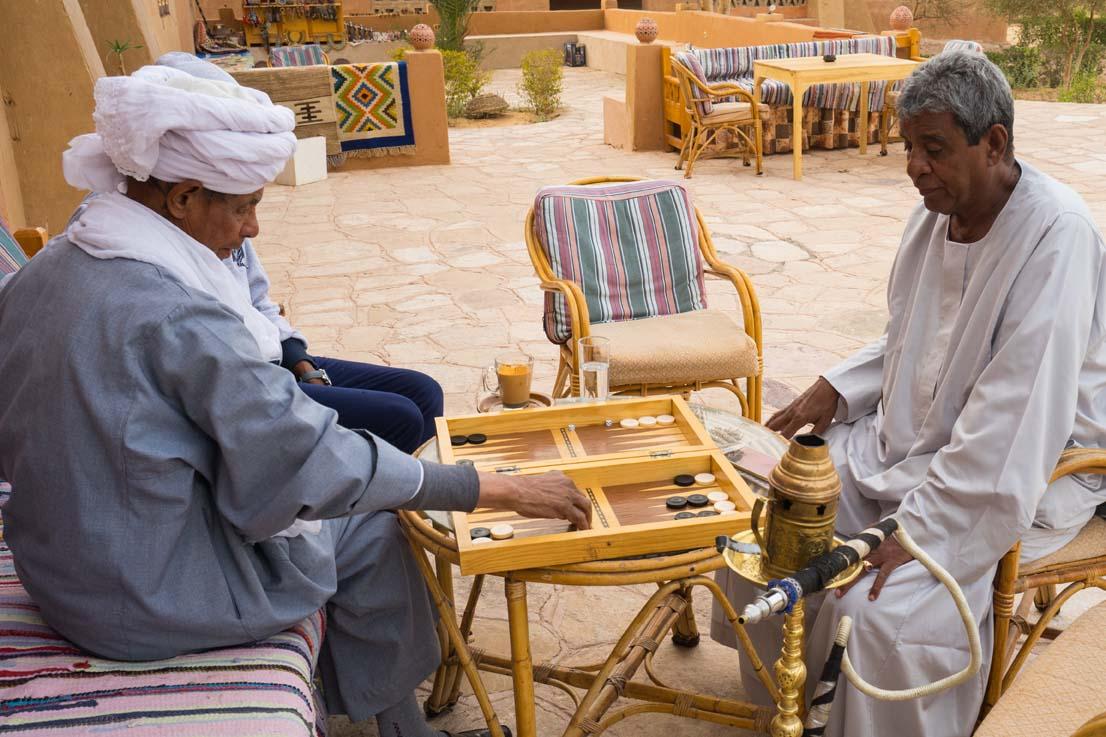 locals Egypte