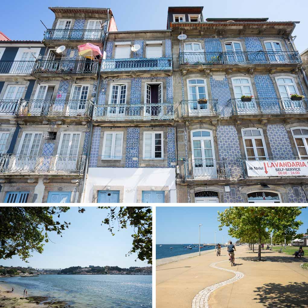 omgeving Porto