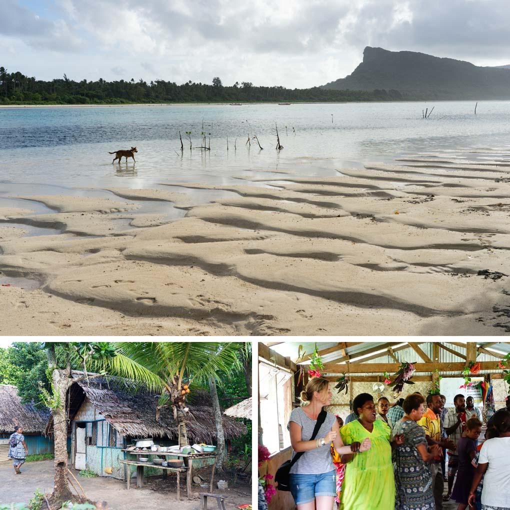 Rah Island Vanuatu