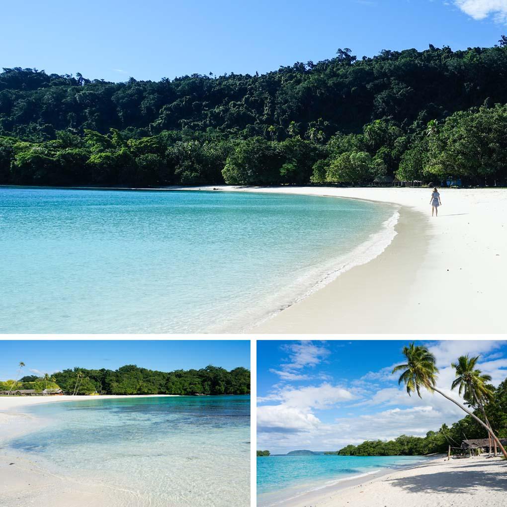 stranden Vanuatu