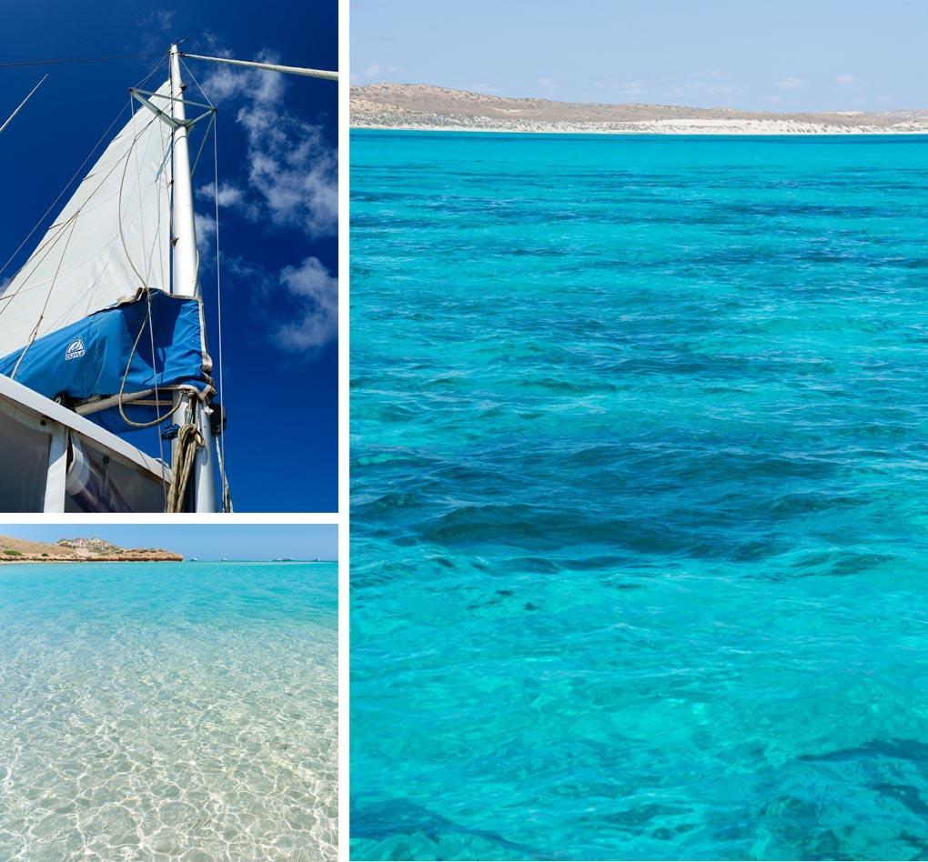 Coral Bay Australië