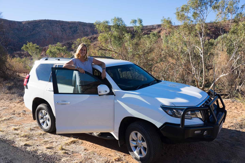 auto huren Australië