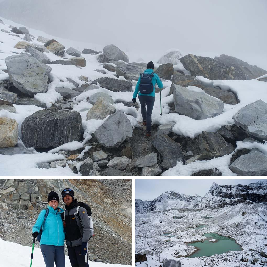 Everest basecamp trek Nepal